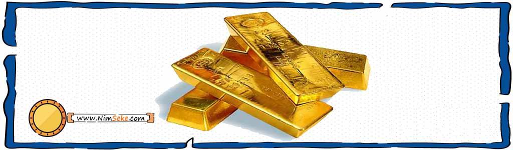 شمش طلا 12 کیلویی خالص