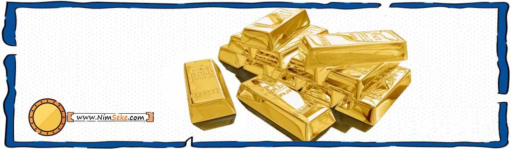 شمش طلا یک کیلویی غیر سوئیسی